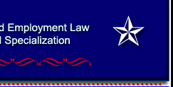 Employment Labor Law Firm Houston Tx